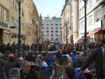 Défilé du 1er mai très revendicatif en France