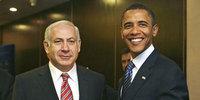 Premier face à face Obama-Nétanyahou à la Maison Blanche