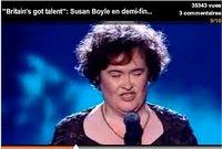 People: Susan Boyle en demi-finale du Britain's got talent