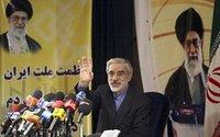 Hossein Mousavi, candidat de l'opposition
