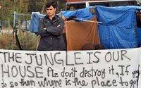 """Evacuation de la """"jungle"""" de Calais, 276 clandestins arrêtés"""