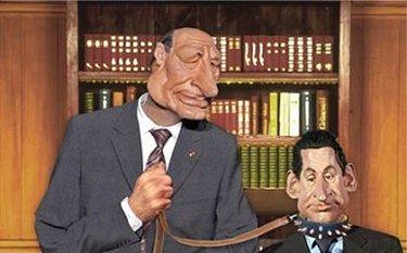 Les marionettes des Guignols de l'info, Canal +