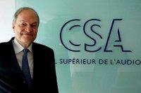 Michel Boyon, Président du CSA