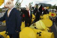 Manifestation anti-nucléaire en 2005 à Berlin