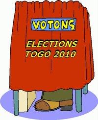 Appel à témoins sur Facebook pour les élections Togo 2010