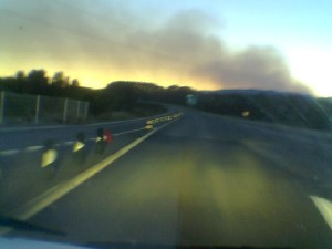 OUEST PROVENCE: Une centaine d'hectares incendiés