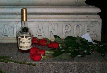 L'inconnu de la tombe d'Edgar Poe manque son rendez-vous