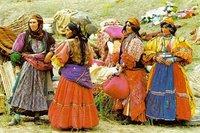 Tenues tradotionelles kurdes