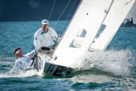 Esporte - Grael Torben na Stars Sailors League