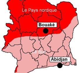 Les 'Com-zones' règnent en seigneurs sur le nord de la Côte d'Ivoire