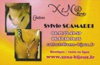 Créatrice de bijoux fantaisie Toulon,  Sanary sur Mer, Bandol, Aix en Provence