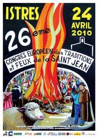 26ème Congrès européen des traditions et feux de la Saint Jean