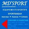 MD'SPORT, la boutique sportswear