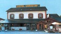 Hotel restaurant nature Savoie