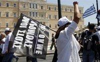 Editoweb point presse crise grecque