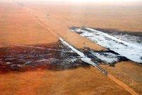 BP: un moyen de stopper définitivement la fuite de pétrole