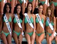Le record du plus grand défilé de bikinis