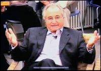 "Aubry accuse Sarkozy d'être ""un Madoff"""