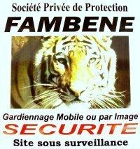 Télésurveillance sécurité gardiennage Sénégal