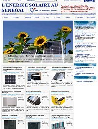Cliquez sur l'image pour visiter le portail Energie Solaire Sénégal
