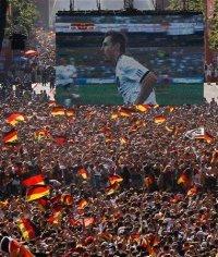 Mondial: l'Allemagne fait valser l'Angleterre