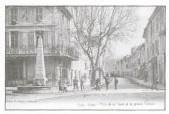 Istres: Avenue Hélène Boucher : c'était comment avant?