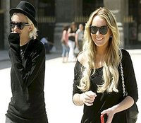 Lindsay Lohan sortie de prison