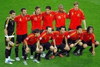 La légende de la Roja