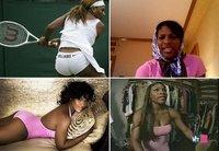 La soirée de Serena Williams
