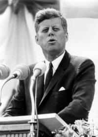 Le jour de l'assassinat de JFK
