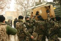 La fin de la 'mission de combat américaine' en Irak