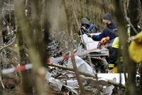 Vingt-trois rescapés dans l'accident d'avion