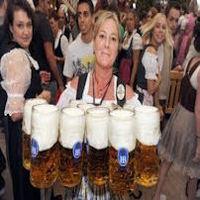 Allemagne Consommation record à la Fête de la bière