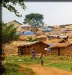 Village au Burundi