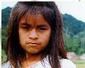 Enfant d'Amazonie