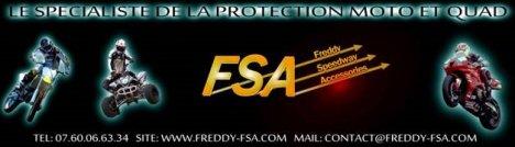 Cliquez sur l'image pour visiter le site web de Freddy Speedway Accessories