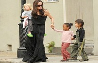 Actu People: Angelina Jolie, Nicolas Sarkozy, Britney Spears...