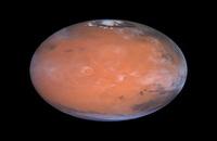 Actu Sciences: Mars s'est formée en seulement 2 à 4 millions d'années...