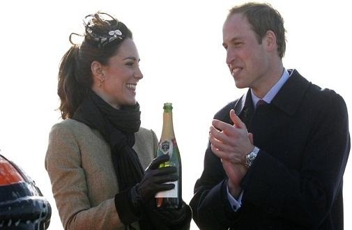 People: Première sortie officielle de William, Kate et Harry et autre news