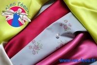 """Projet innovant textile/habillement: les kits de vêtements """"les fées"""""""