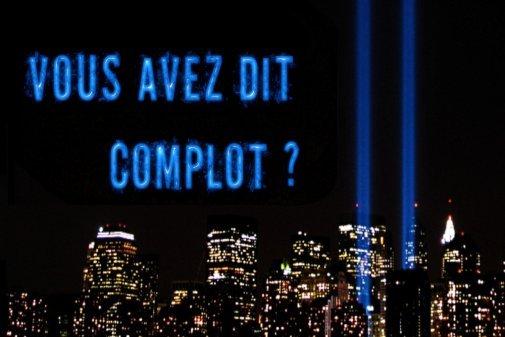 Sarkozy frappé par la théorie du complot