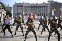France: Le défilé du 14 Juillet