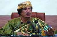 Monde: la tête de Kadhafi est mise à prix