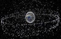 Sciences: les fragments d'un vaisseau s'écrasent