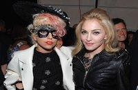 People: Madonna vs Lady Gaga