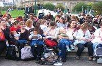 Insolite: 150 frères et soeurs!