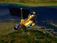 Le satellite qui nous tombe sur la tête
