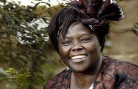 Décès de Wangari Maathai