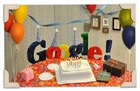 Les 13 ans de Google