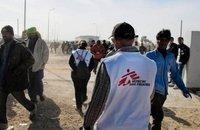 Enlèvement de deux employés de MSF